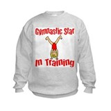 Gymnstic Star in Training Jacob Sweatshirt