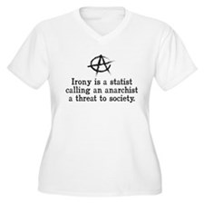 Anarchist Irony T-Shirt