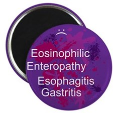 "Cool Eosinophilic 2.25"" Magnet (10 pack)"