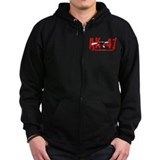 AK-47 Zip Hoody