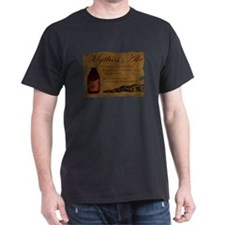 Olde Mythos Ale Black T-Shirt