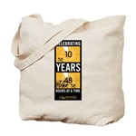48HFP 10 Years Tote Bag