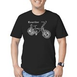 Cute Lowrider bicycle T