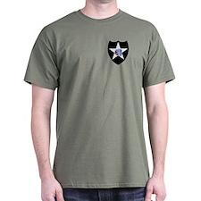 Indianhead T-Shirt (Dark)
