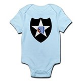 Indianhead Infant Bodysuit