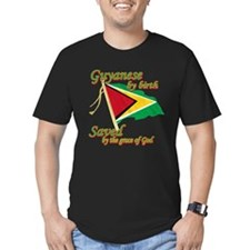 Guyanese by birth T