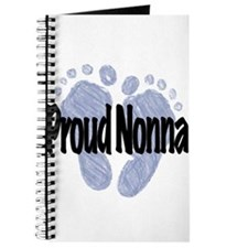 Proud Nonna (Boy) Journal