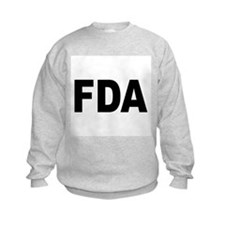 FDA Food and Drug Administration Sweatshirt