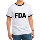 FDA Food and Drug Administration (Front) T