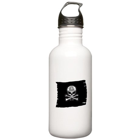 24 Chains Disc Golf Stainless Water Bottle 1.0L