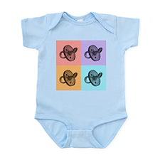 Artsy Pacifiers Infant Bodysuit