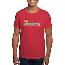 Seaside Heights NJ - Beach Design T-Shirt