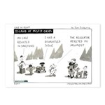 Island of Misfit Cases Postcards (Package of 8)