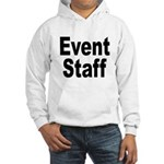 Event Staff (Front) Hooded Sweatshirt