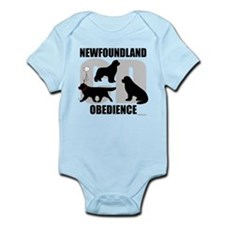 Newfoundland Novice CD Infant Bodysuit
