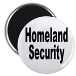 Homeland Security Magnet