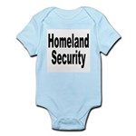 Homeland Security Infant Creeper