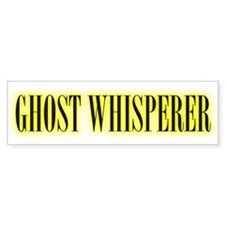 Unique Ghostwhisperertv Bumper Sticker