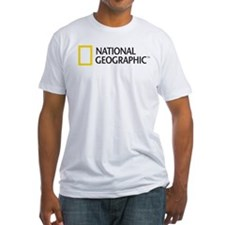 National Geographic Fitted T-Shirt