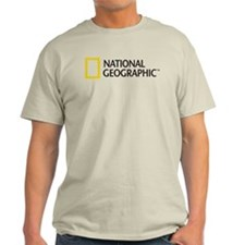 National Geographic Light T-Shirt