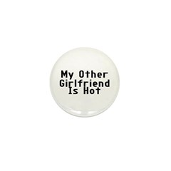 Other Girlfriend Mini Button (100 pack)