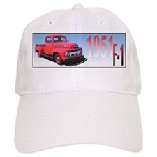 Cute Truck farming Baseball Cap