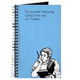 Christ Twitter Journal