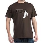 Mom Facebook Dark T-Shirt