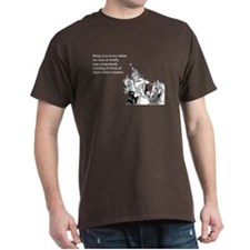 Being Around You Dark T-Shirt