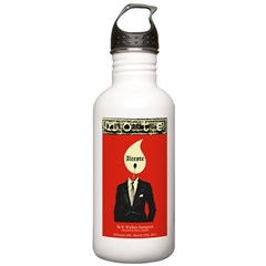 Alceste postcard Water Bottle