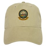 New Hampshire Seal Baseball Cap