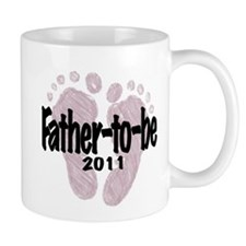 Father to Be 2011 (Girl) Mug