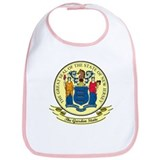 New Jersey Seal Bib