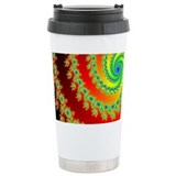 Spiral Of Spirals Thermos Mug