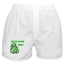 Military st.patrick Boxer Shorts