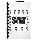 SuJu Sorry Sorry Journal