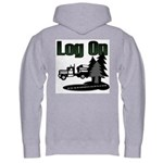 Log On Hooded Sweatshirt