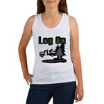 Log On Women's Tank Top