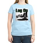 Log On Women's Light T-Shirt