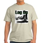 Log On Light T-Shirt
