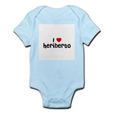 I * Heriberto Infant Creeper