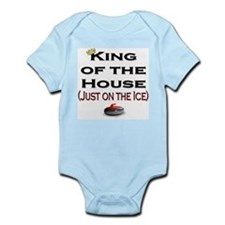King of the House Infant Creeper