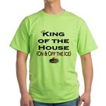 King of the House2 Green T-Shirt