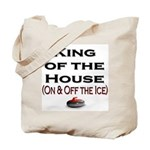 King of the House2 Tote Bag