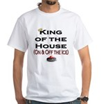 King of the House2 White T-Shirt