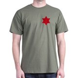 Red Star T-Shirt (Dark)