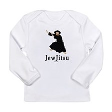 JewJitsu Long Sleeve Infant T-Shirt