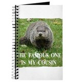 Cousin of Famous Groundhog Journal