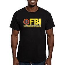 FBI Female Body Inspector T