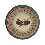 Vintage Style Boxing Clock